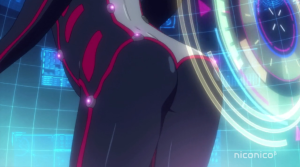 Guilty Crown 2: Dat Loli Ass