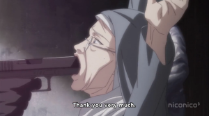 Guilty Crown #9: A Lost Christmas Story