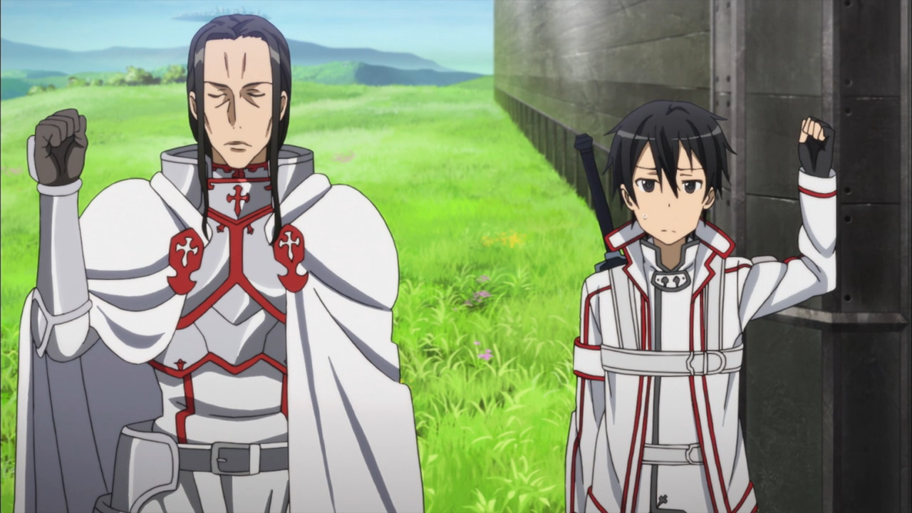 Sword Art Online 10 11 Married With Children At 16
