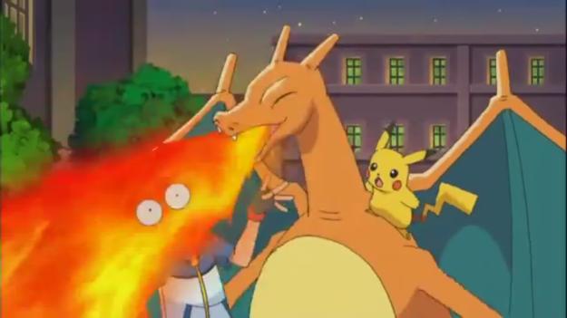 Pokémon BW2N #8: Charizard Blazes Again