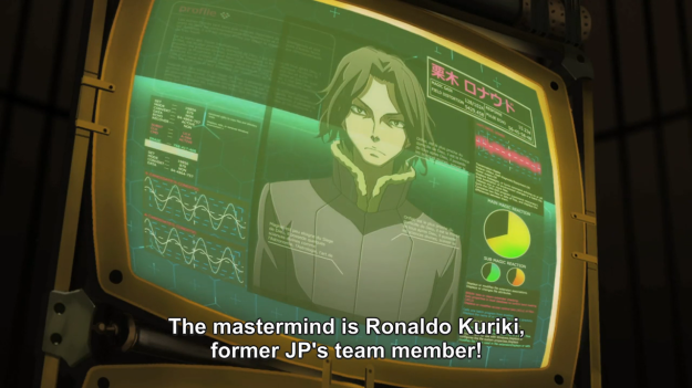 Former JP's team member? Wait... what?
