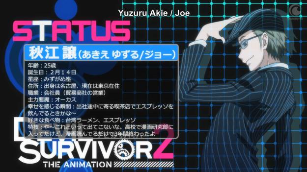 Yuzuru Akie (Joe)